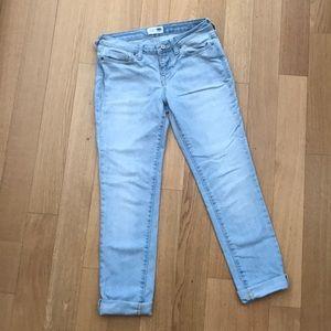 Old Navy Soft Wash Boyfriend Jeans